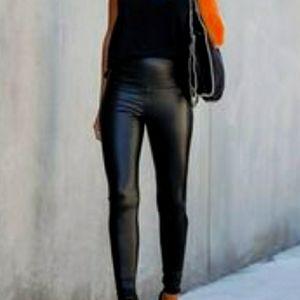 Flux leather pants penvil foot